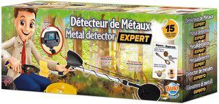detector metales experto para niños