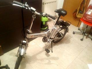 bicicleta elèctrica ae rieju