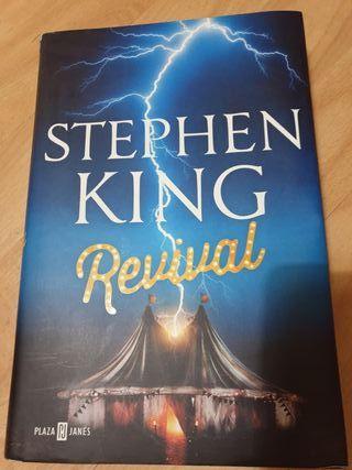 Revival. Novela Stephen King