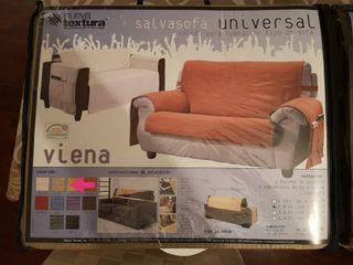 Funda para sofá de 2 plazas