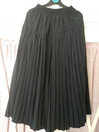 falda de señora