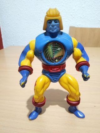Sy-Klone Master del Universo-Gomas Reparadas.