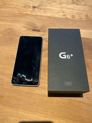 LG G6 Plus 128 GB un año y dos meses de uso