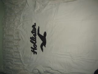CAMISETAS HOLLISTER x2