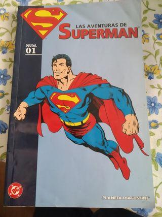 Cómic Supermán