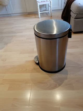 basura papelera de gran capacidad 35x45 nueva