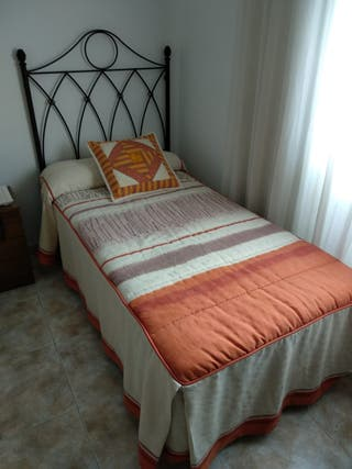 2 camas individuales, 90X200 cm