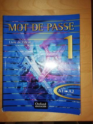 LIBRO DE FRANCES 1° DE BACH