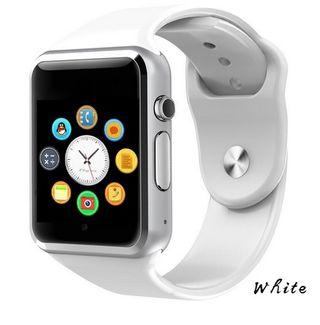 Smartwatch GT08 Reloj Teléfono Inteligente Blanco