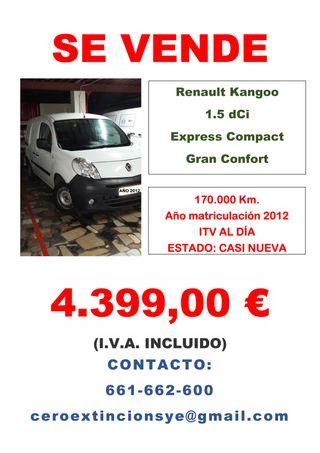 Renault Kangoo 2012