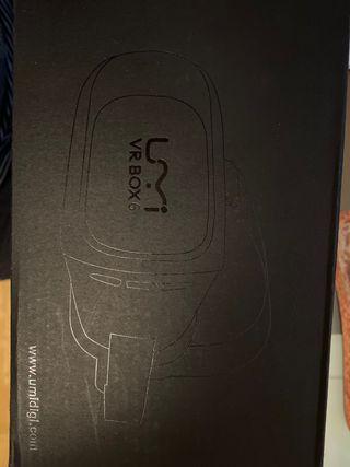 Gafas vr box 6