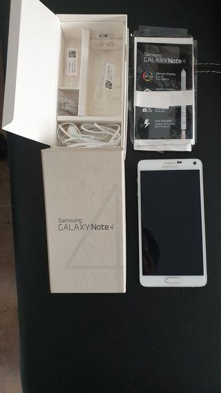 Samsung Galaxy Note 4 (NO FUNCIONA)