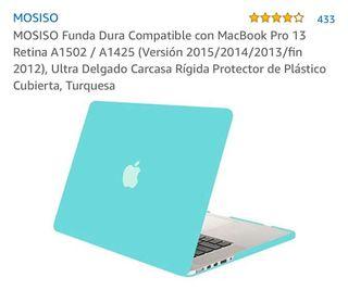 Funda macbook pro 2012...2015 NUEVA!!!