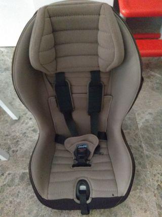 Silla coche Isofix marca Chicco grupo 1 -2