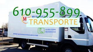 Transportes, Mudanzas y Minimudanzas Economicas En