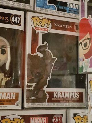 Krampus Terror Funko Pop