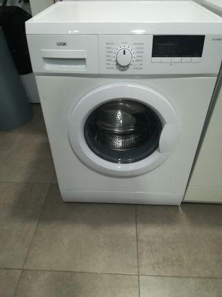 lavadora logik 6 kilos