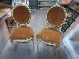 sillas y sillones vintage