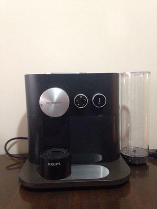 Cafetera nespresso krups expert