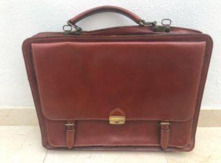 maletín cartera
