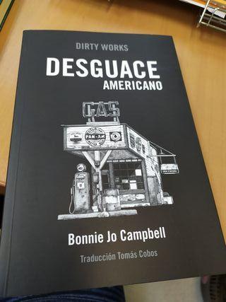 libro desguace americano