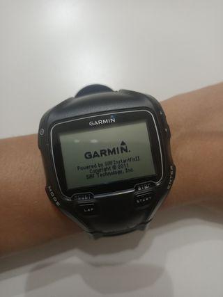 Reloj GPS Garmin Forerunner 910xt