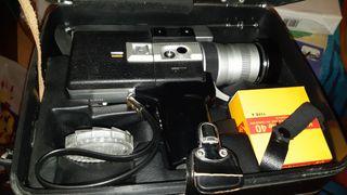tomavistas Canon zoom 518-2 súper 8