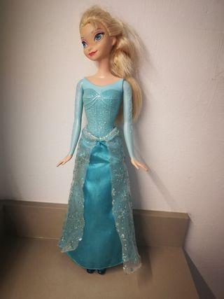 Barbie Elsa Frozen