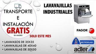 LAVAVAJILLAS INDUSTRIALES HOSTELERÍA OFERTA