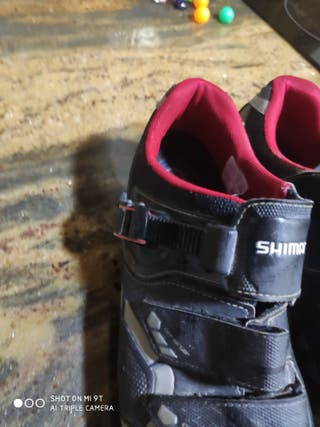 zapatillas shimano para mtb