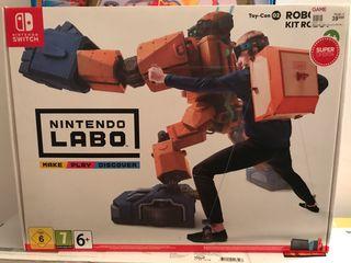 Juego de Nintendo Switch.