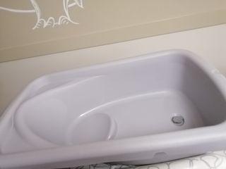 bañera cambiador chicco
