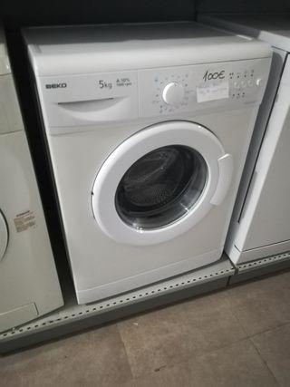 lavadora Beko 5 kilos