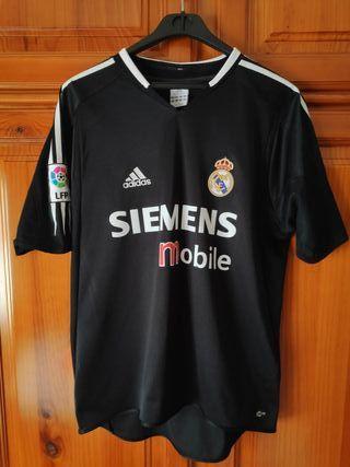Camiseta Real Madrid Temporada 04/05
