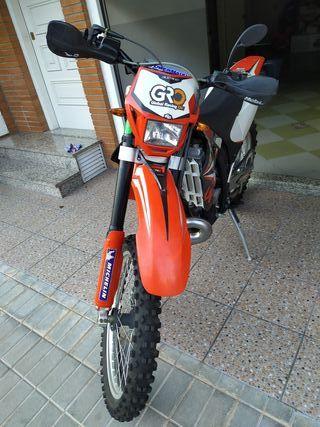 Gas Gas enduro EC 250 2.006