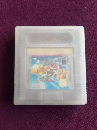 juego Game Boy Super Mario Land