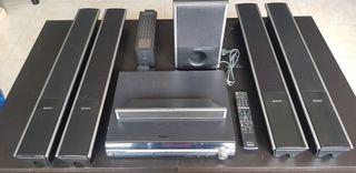 Altavoces + Amplificador SONY 6.1