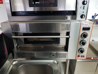 HORNO A GAS PIZZA MOVILFRIT