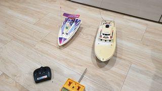 lancha y barco rc antiguos