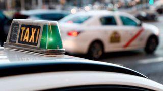 Licencia de taxi de Madrid