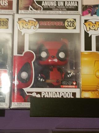 Pandapool Exclusive Deadpool Funko Pop
