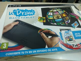 game tablet ps3 con juego