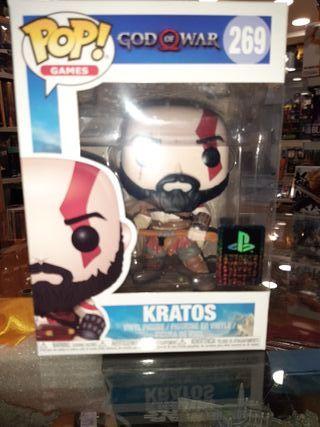 Funko Pop! Kratos