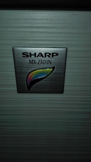 Fotocopiadora Profesional SHARP MX 2301N