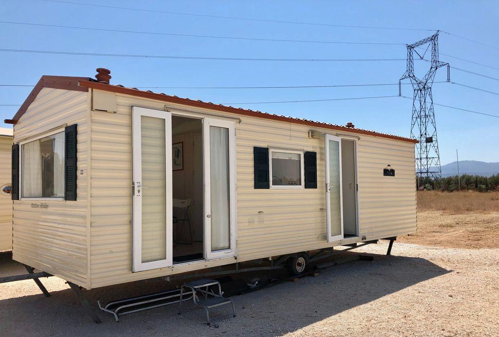 Mobilhome de 23m2 y 2 habitaciones (Mollina, Málaga)