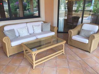 Muebles de jardín / terraza.