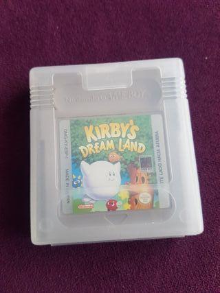 juego Game Boy Kirby