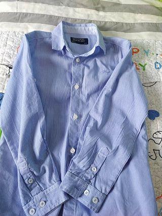 camisa niño 6 años mayoral