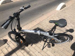 Bicicleta Kawasaki Eléctrica CON GARANTÍA!!
