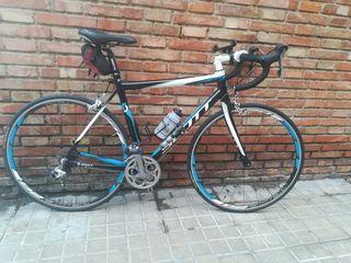 bicicleta carretera scott speedster s30
